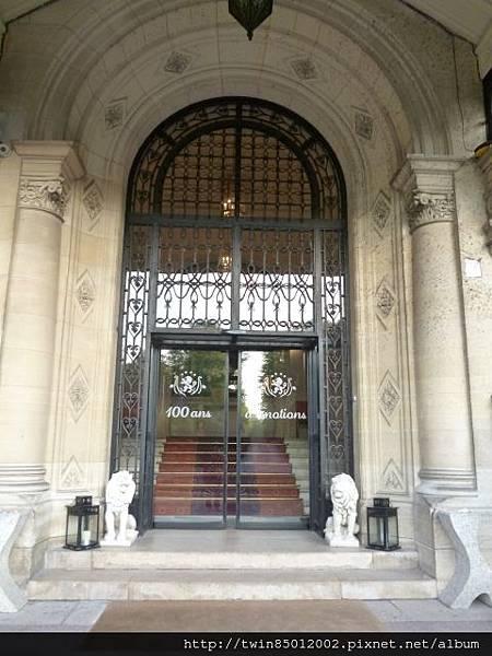 2法式古堡飯店 (7)