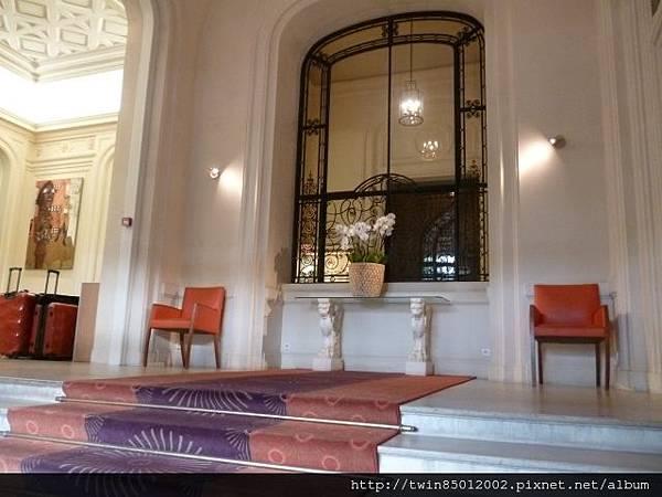 2法式古堡飯店 (8)
