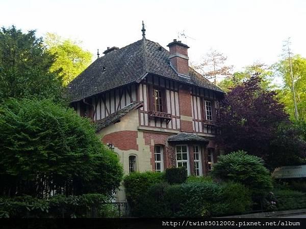 2法式古堡飯店 (16)
