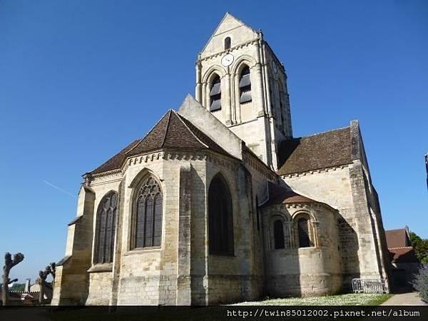 2奧維小鎮及亞眠教堂 (9)