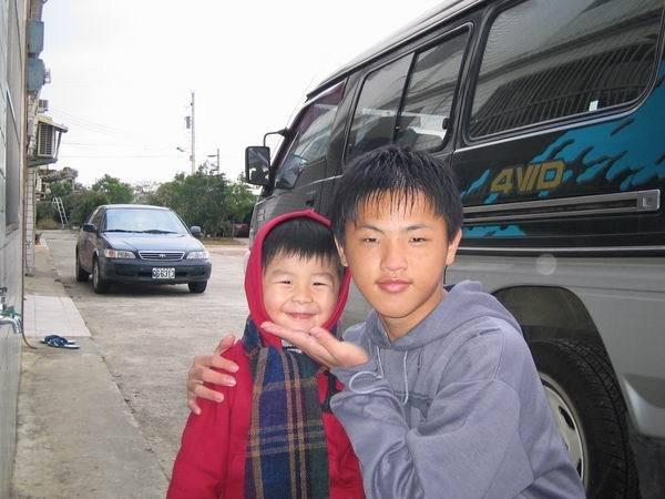外甥+堂弟