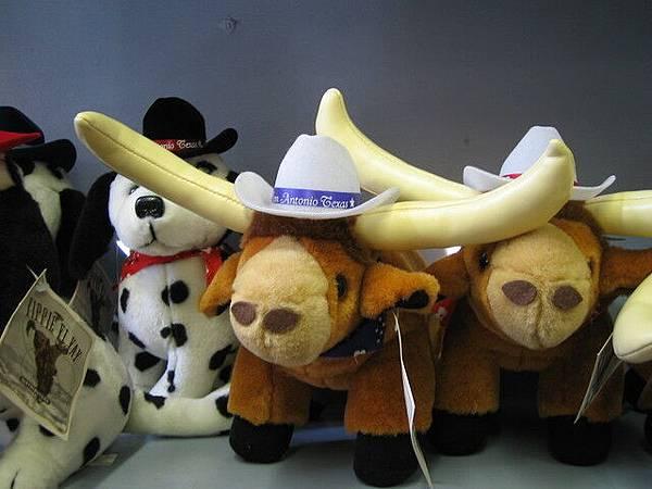 可愛的小long horn