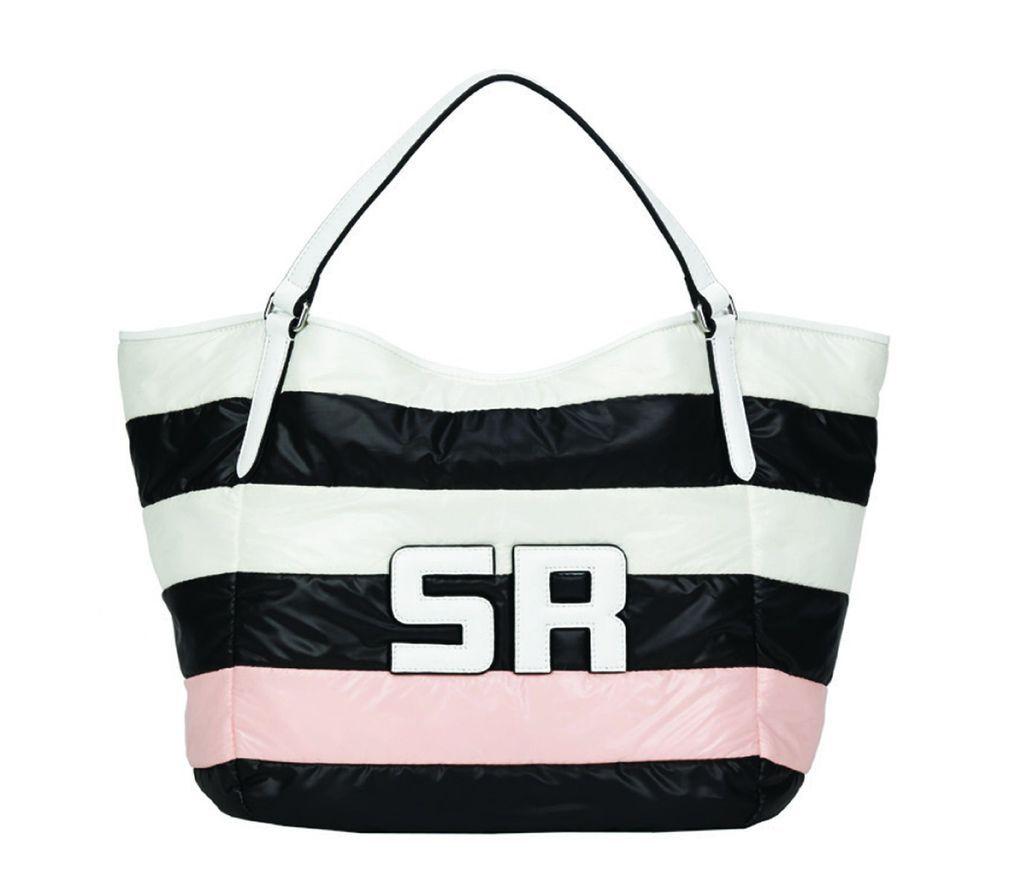 Sonia Rykiel-經典條紋空氣包-4折特價7992元