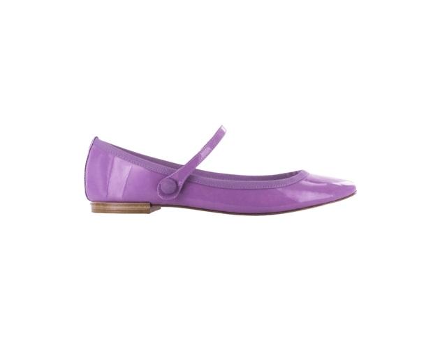 【Repetto 1207每日一物】木槿紫漆皮瑪莉珍鞋,驚喜價1,944元-009