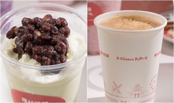 紅豆冰沙和咖啡.jpg