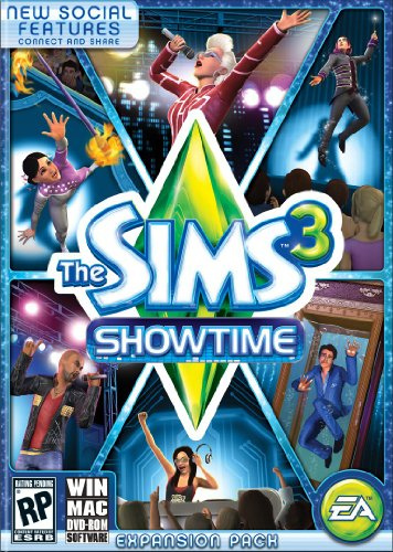 The_Sims_3_Showtime_box_art