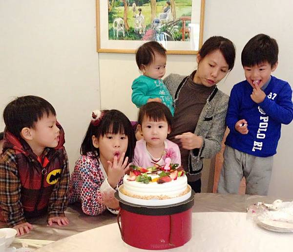 2Y B-day party