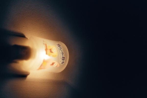 海綿寶寶小夜燈
