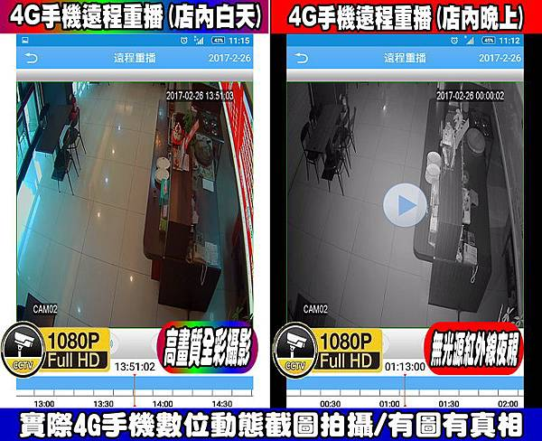 台中市4G手機數位遠端遠程監視監控監察觀看系統回放回看迴放-店內001.jpg