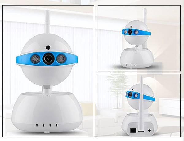 台中市智慧能控數位360度旋轉搖擺轉頭PTZ型式IP CAMERA P2P無線紅外線攝錄影像機監視器-001.jpg