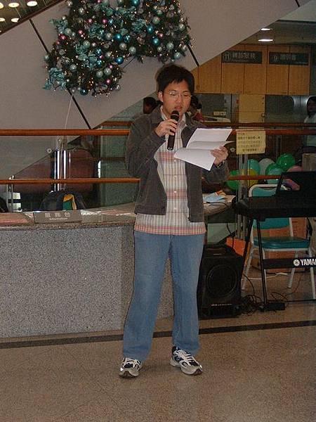 2005.11.19新竹馬偕表演and分享