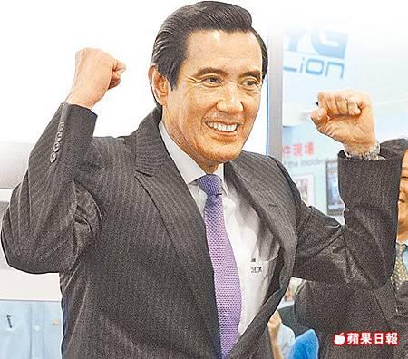 1997年白曉燕命案,民間要求行政院長連戰下台。時任政務委員的馬英九發表「辭官」聲明.jpg