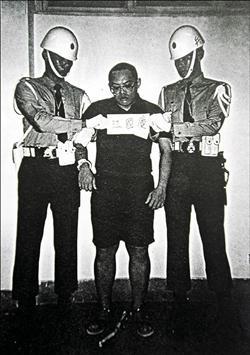 19970813江國慶槍決前仍堅稱「人不是我殺的」,可是當時軍方偵、審人員沒人聽見他的聲音。