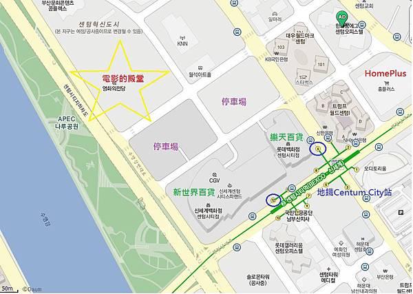 滑冰場map
