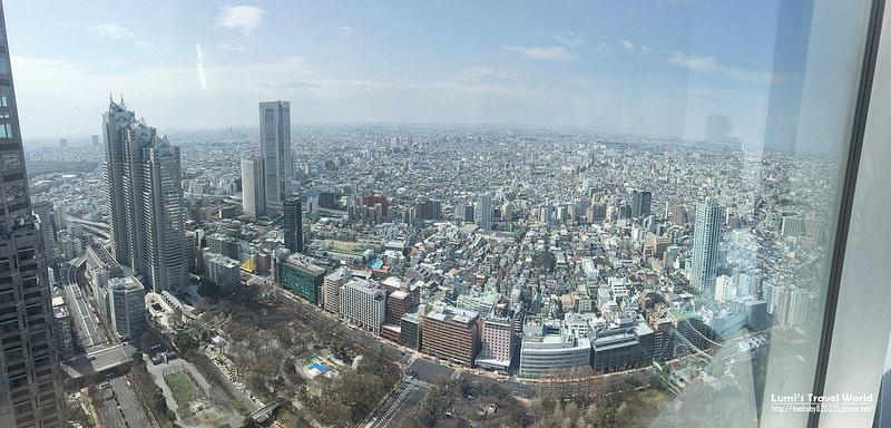 東京都廳觀景台12