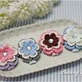 鉤織花朵髮夾-03