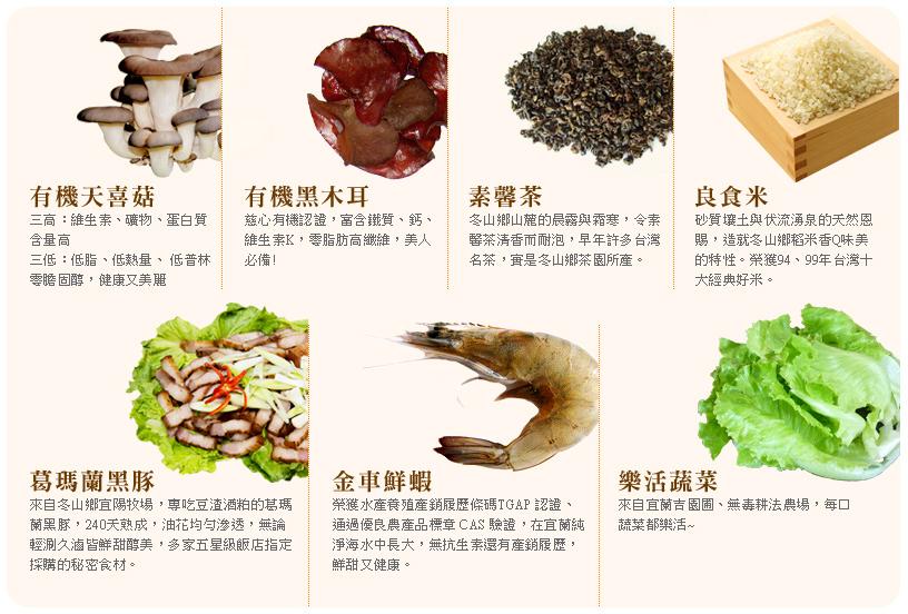 菇菇茶米館菇菇鍋配料