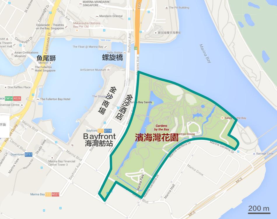 濱海灣花園-4