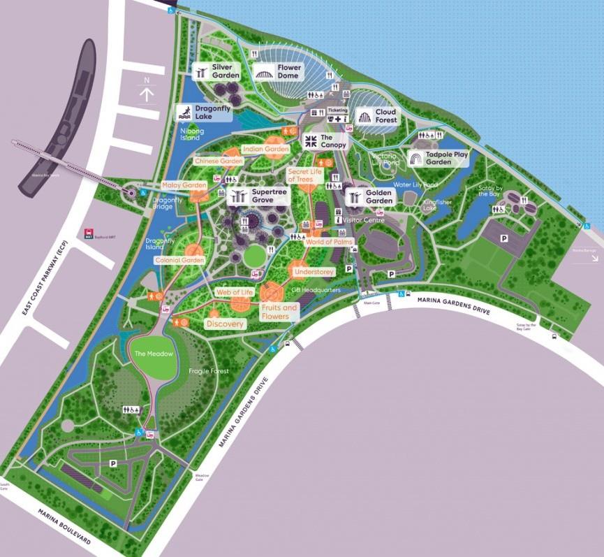 濱海灣花園
