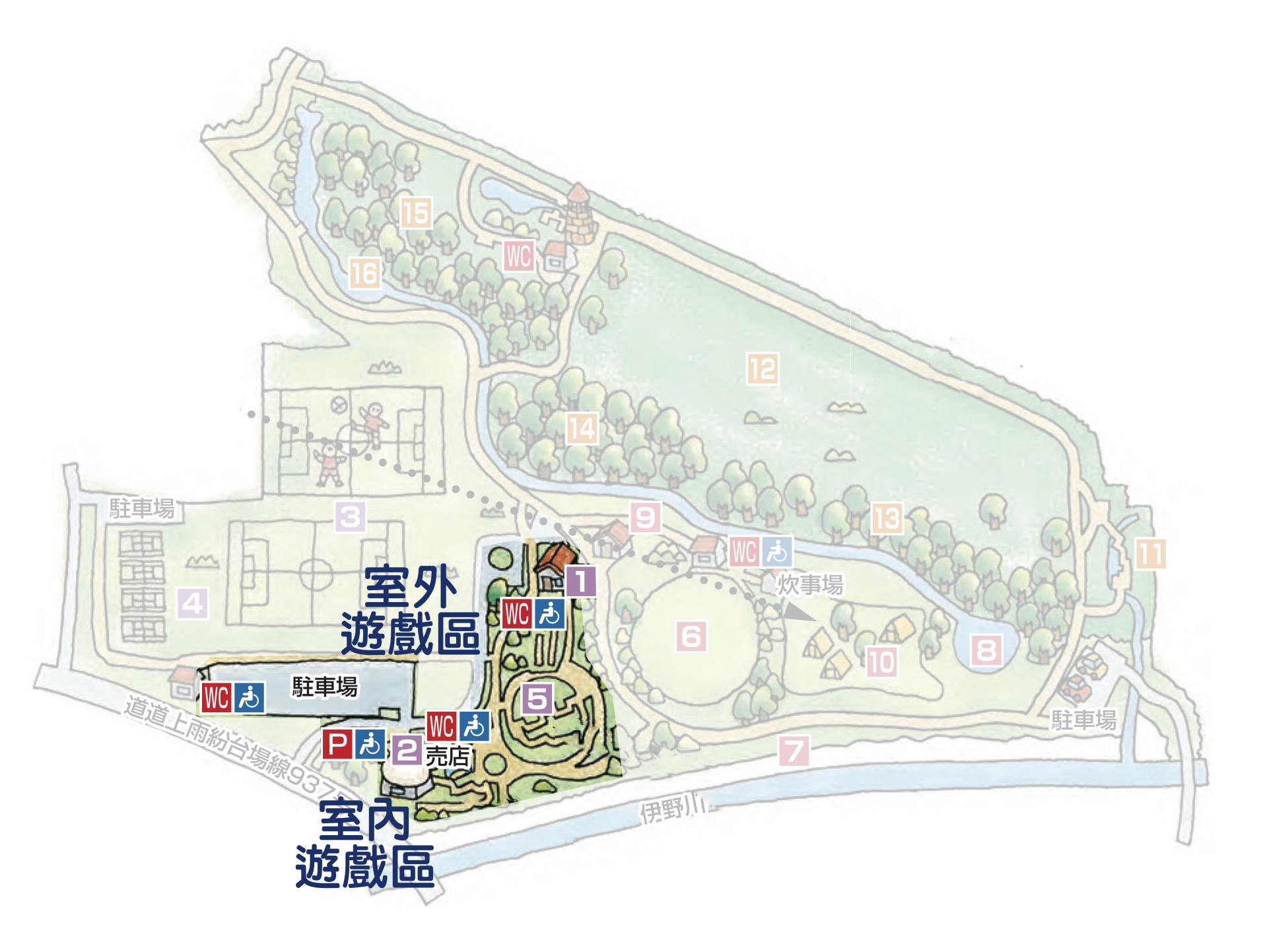 カムイの杜公園-3