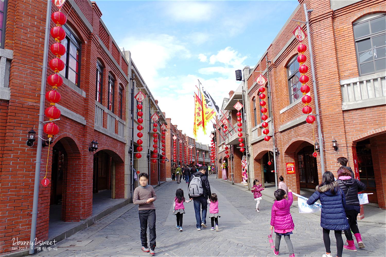 宜蘭傳藝中心內部商店魯班街