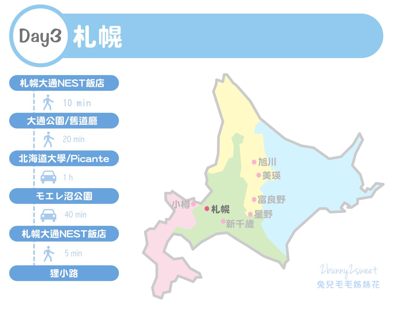 北海道D3