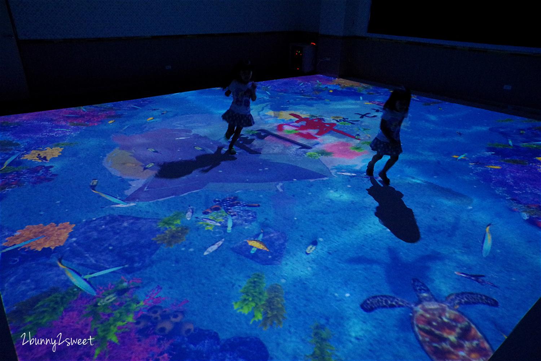 鬥陣來七桃互動捕魚池體驗
