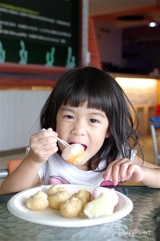 鬥陣來七桃浪花咖啡館食物體驗