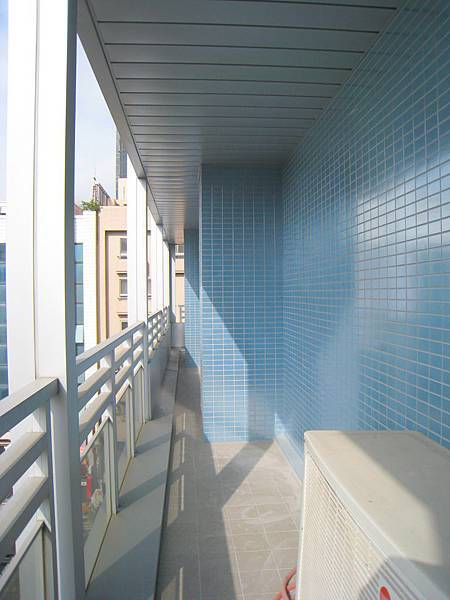 8F茶水間陽台