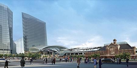 新台中火車站