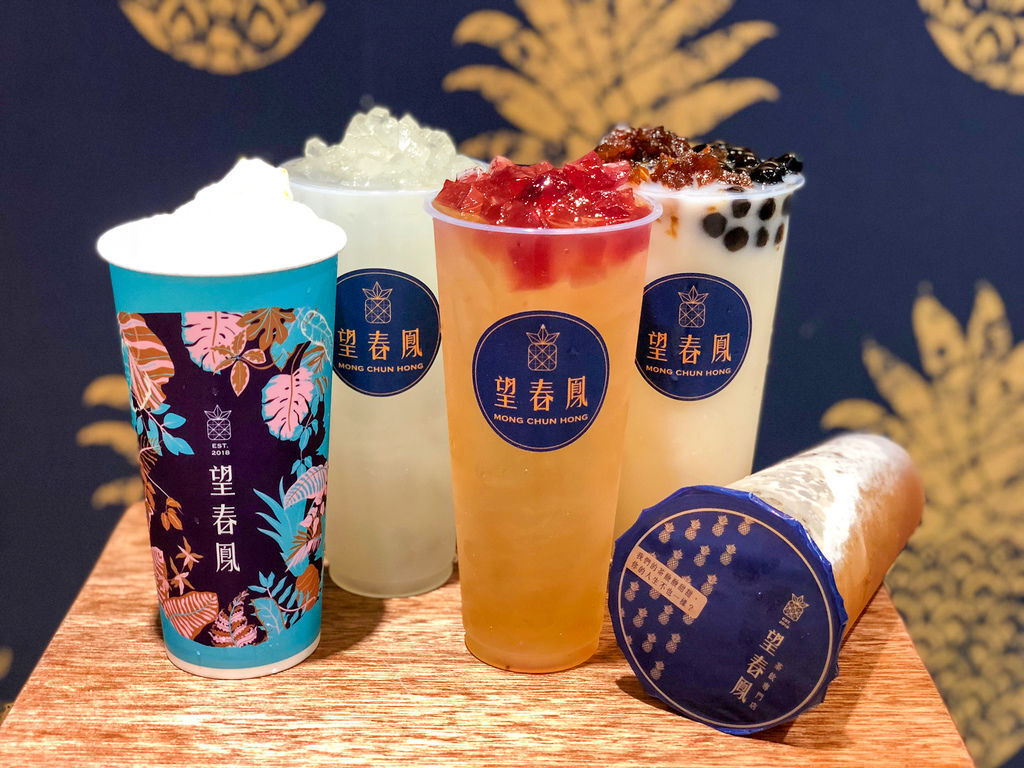 望春鳳茶飲專門店 通化店