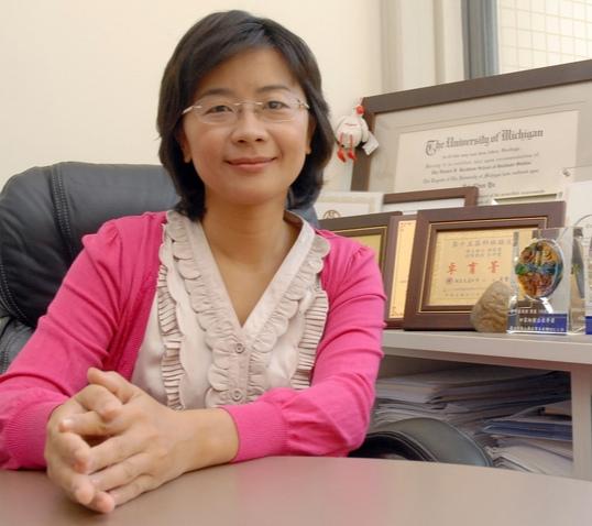 Prof. Yu