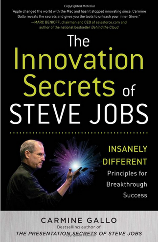 the innovation secrets of Steve Jobs.