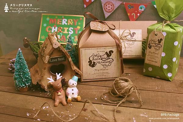 【聖誕節包裝特區】Christmas Gifts