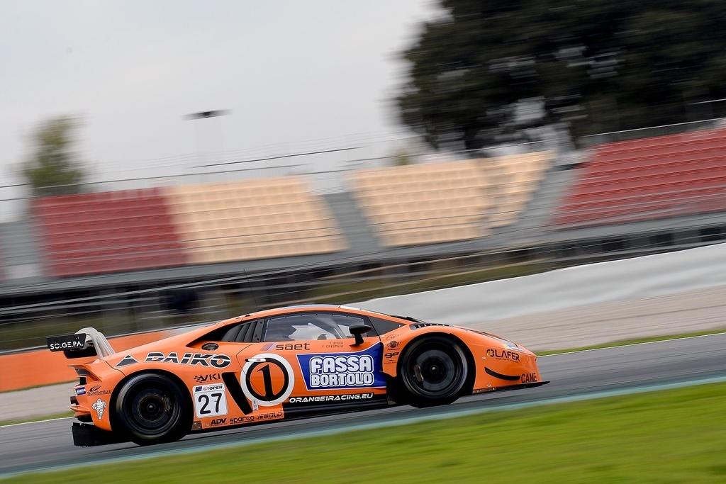 蠻牛颶風強勢來襲,義大利車隊Orange 1 Team Lazarus 於International GT Open 榮耀封王_2