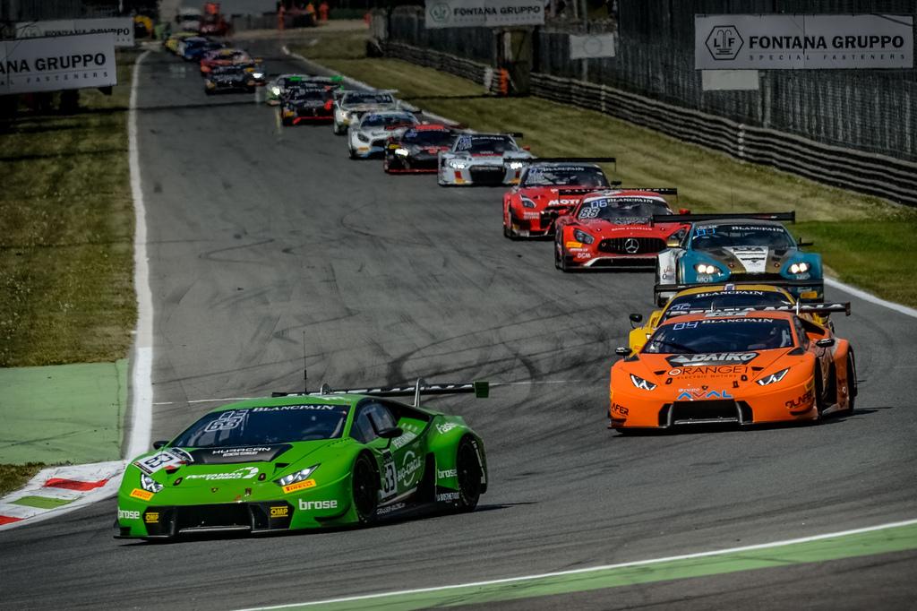 Blancpain 耐久賽開幕站 Lamborghini Huracan GT3勇奪桂冠 (2)