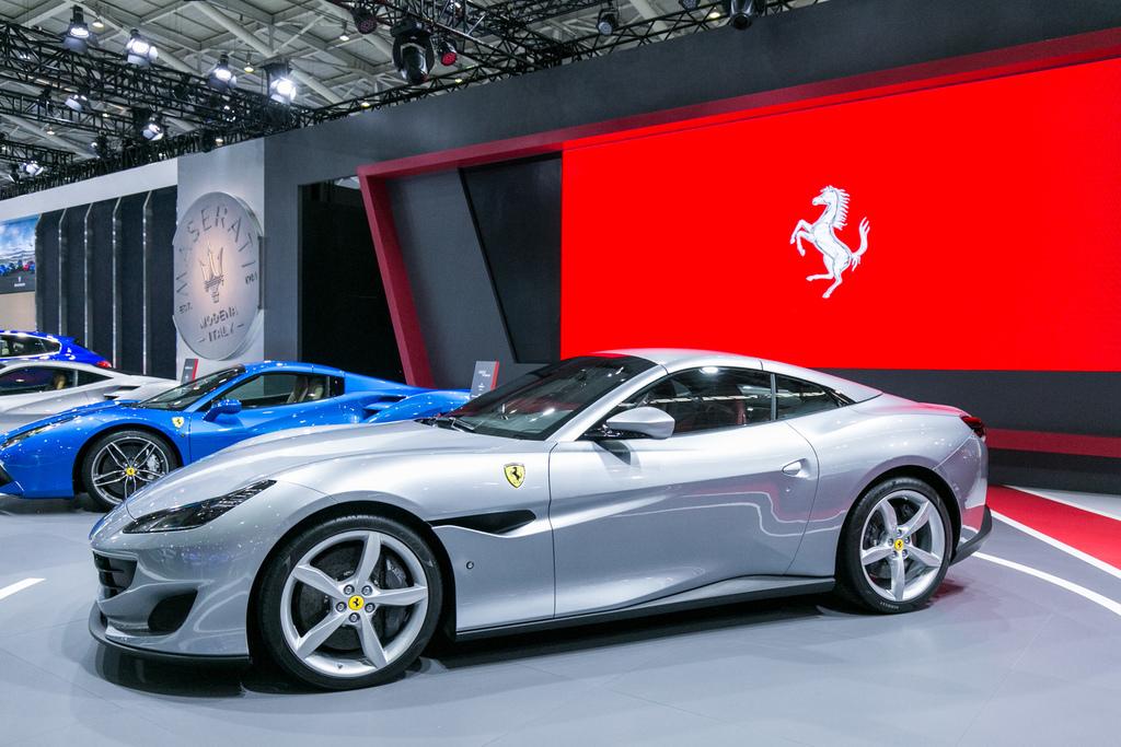 Ferrari法拉利2018世界新車大展 03