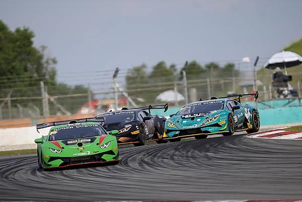 2018 Lamborghini Super Trofeo Asia亞洲挑戰賽開幕戰(2)