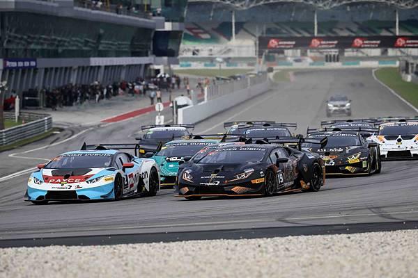 2018 Lamborghini Super Trofeo Asia亞洲挑戰賽開幕戰(1)