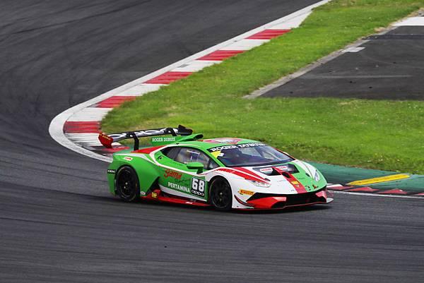2018 Lamborghini Super Trofeo Asia亞洲挑戰賽日本富士站強勢來襲,Lamborghini Taipei代表車手陳意凡二度登頂Pro-Am組別分組冠軍席次(5)