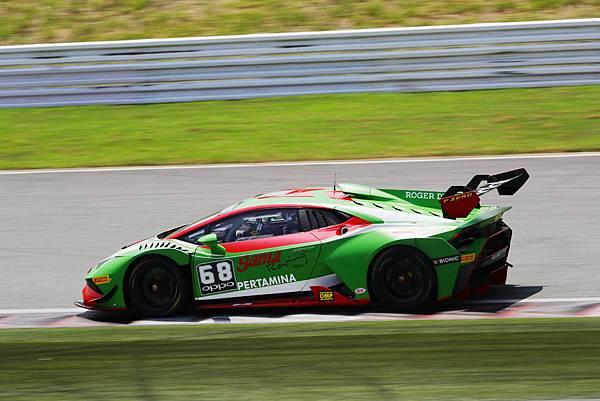 2018 Lamborghini Super Trofeo Asia亞洲挑戰賽日本富士站強勢來襲,Lamborghini Taipei代表車手陳意凡二度登頂Pro-Am組別分組冠軍席次(7)