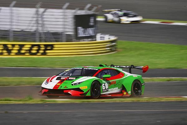 2018 Lamborghini Super Trofeo Asia亞洲挑戰賽日本富士站強勢來襲,Lamborghini Taipei代表車手陳意凡二度登頂Pro-Am組別分組冠軍席次(6)