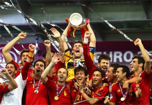 西班牙奪冠