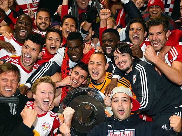 New York Red Bulls win MLS Supporters