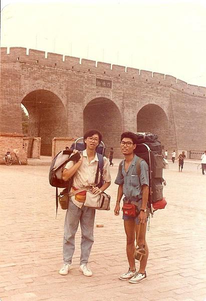 1986西安城牆
