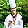 全國大飯店西餐首席主廚李坤昌