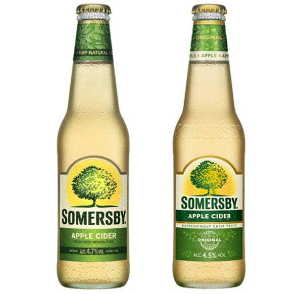 Somersby夏日蜜Cider蘋果酒