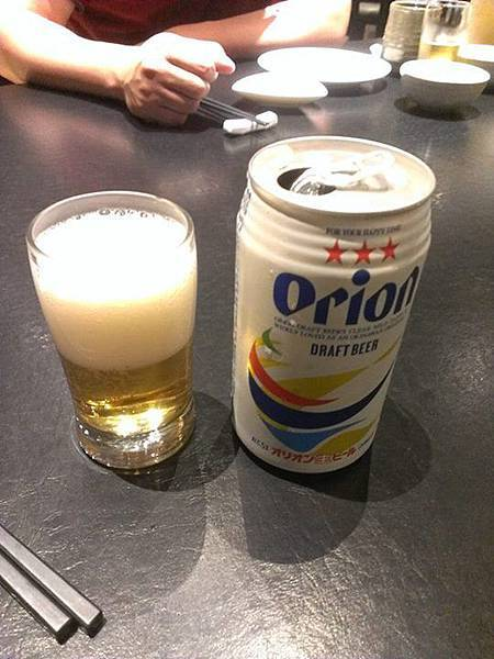 沖繩 Orion Beer