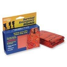 「冒險醫療箱」的二人份緊急求生毯,表面橘色讓搜救人員容易辨識,同時印有使用方法。.jpg