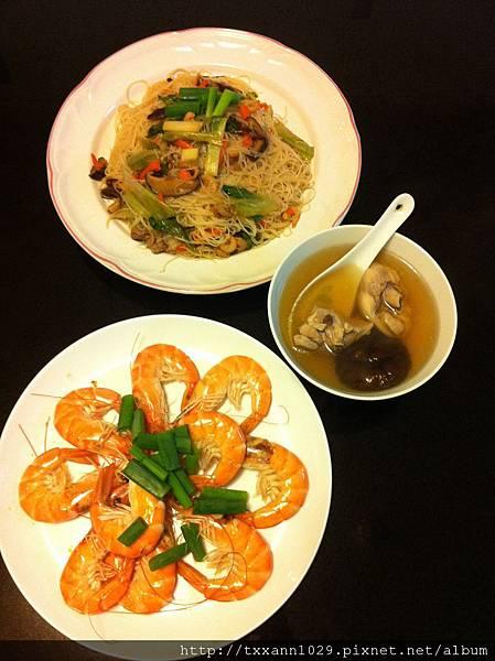20120131 澎湃的晚餐